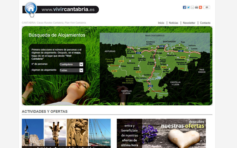 diseño web wordpress ranna consultoria vivir cantabria