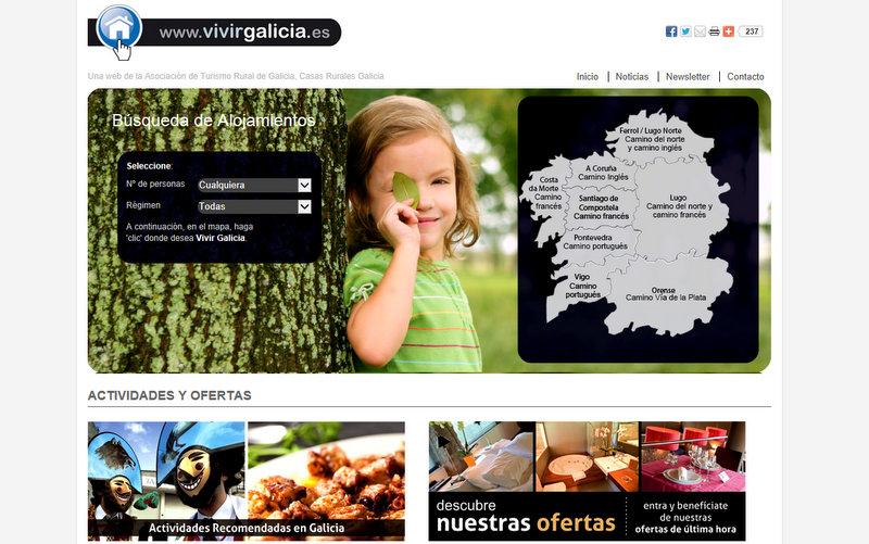 diseño web wordpress ranna consultoria vivir galicia