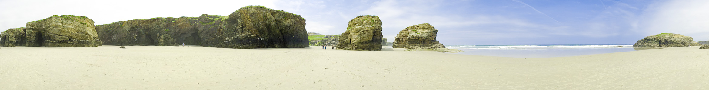Pano6 Playa Catedrales - 4479x574_